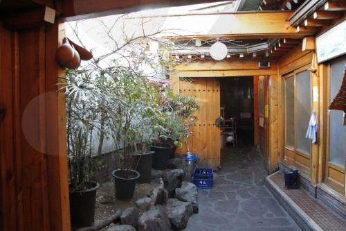 Ресторан Тхосокчхон Самгетхан (토속촌 삼계탕)5