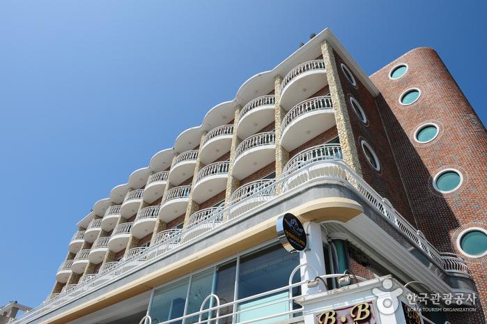 ブルービーチホテル(블루비치호텔)