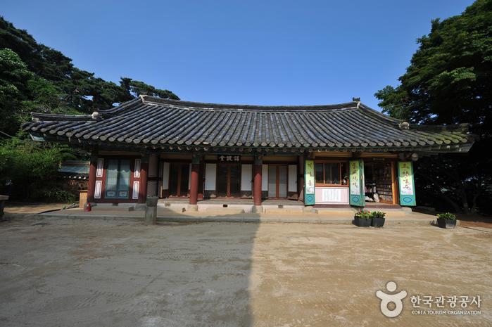 傳燈寺(江華)(전등사(강화))17