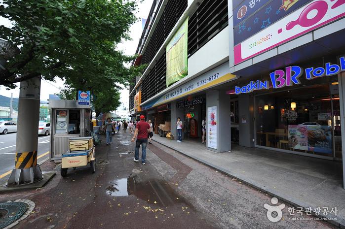 Geumnam-ro Street (금남로)