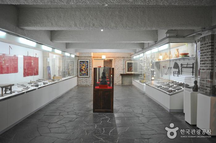 Музей буддийского искусства Мога (목아박물관)4