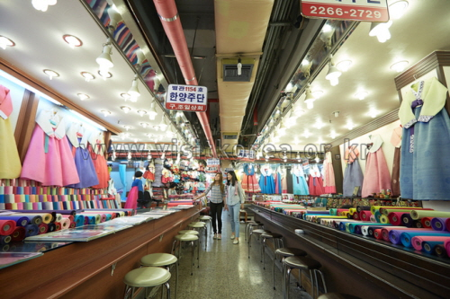Gwangjang Market (광장시장)