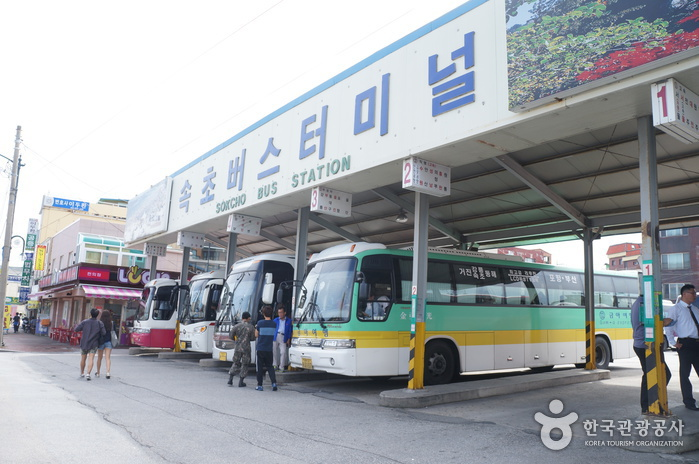 Sokcho Intercity Bus Terminal (속초시외버스터미널)
