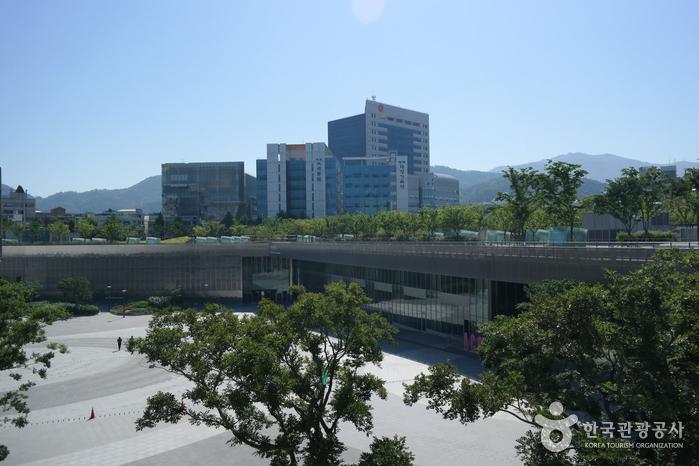 国立亚洲文化殿堂 <br />(국립아시아문화전당)
