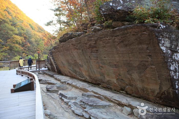 천전리각석계곡(울산) 사진2