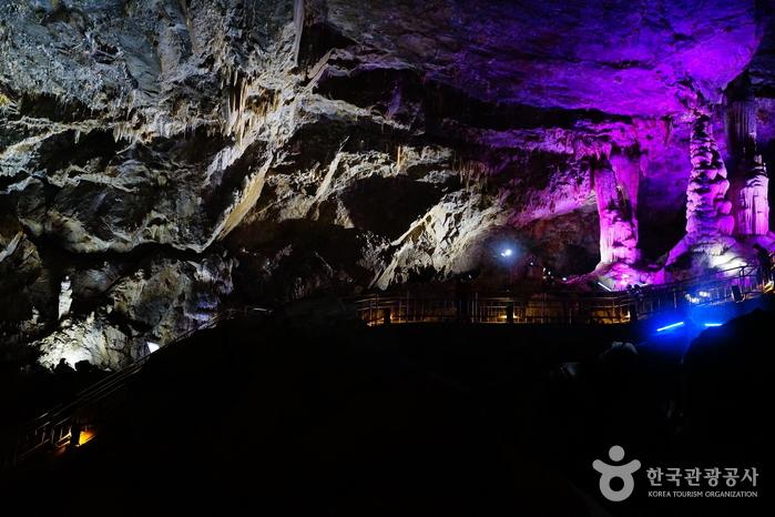 画岩洞窟(江原古生代国家地質公園)(화암동굴(강원고생대 국가지질공원))
