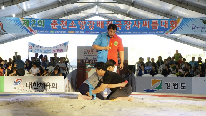 Chuncheon Dakgalbi & Makguksu Festival (춘천 닭갈비막국수축제)