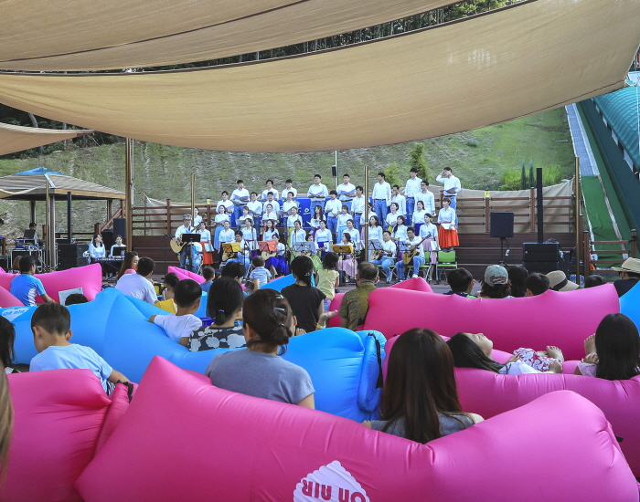 어린이비전센터 사계절썰매장 사진14