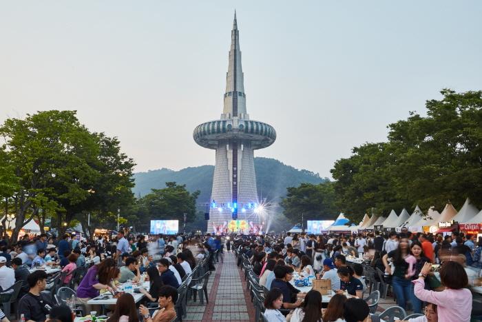 Festival de la Cerveza Artesanal y la Musica de Daejeon (대전 수제맥주&뮤직페스티벌)