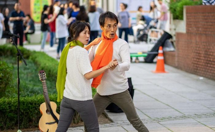 大学路街头公演庆典대학로 거리공연축제