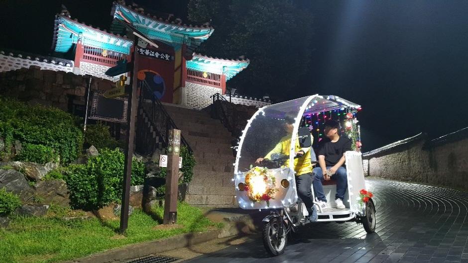 Ganghwa Culture Night (강화 문화재 야행)