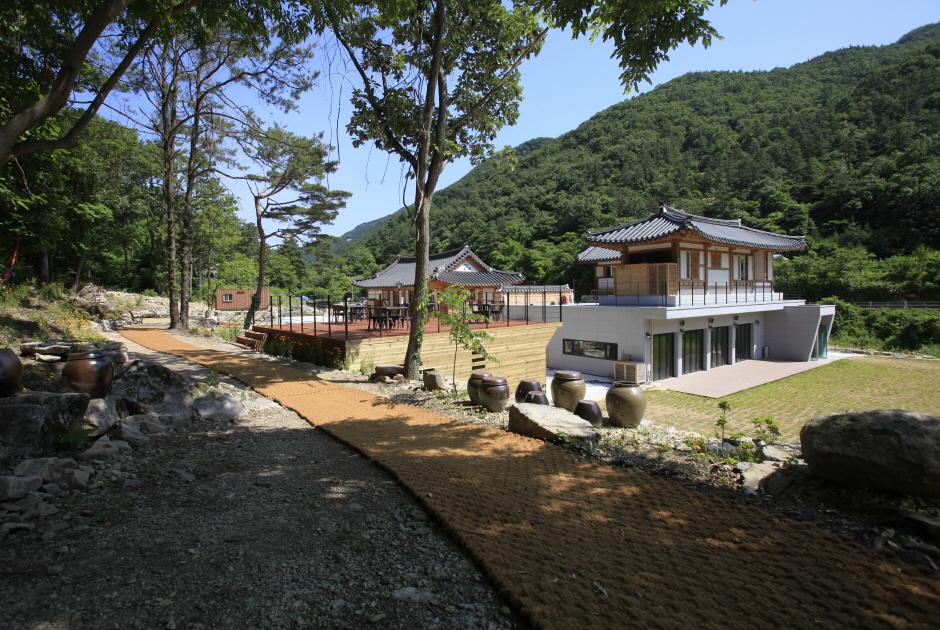Aldea Tradicional Oseong (오성한옥마을)8