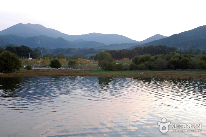 Gwangjuho Lake (광주