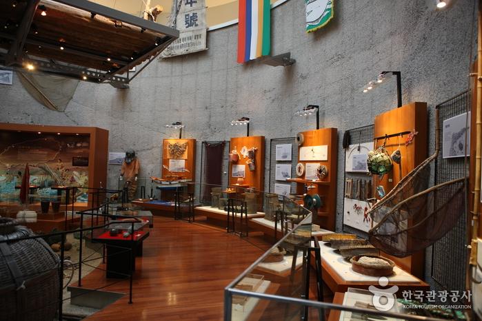 Музей ныряльщиц острова Чечжудо6