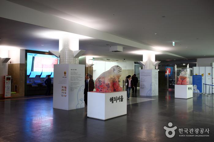 Plaza Gwanghwamun (광화문광장)23