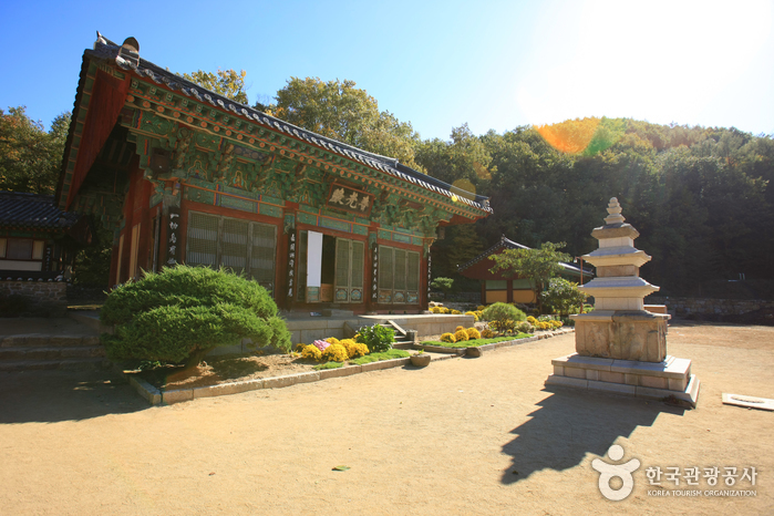 Daejeonsa Temple ()