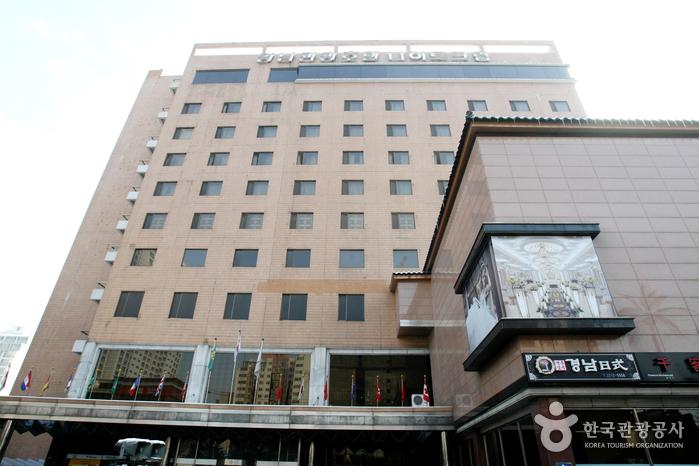 慶南観光ホテル(경남관광호텔)