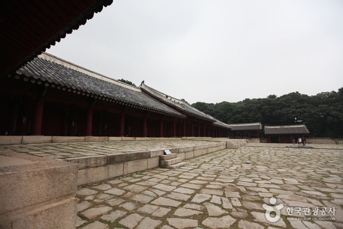 Jongmyo Shrine [UNESCO World Heritage] ( [ ])
