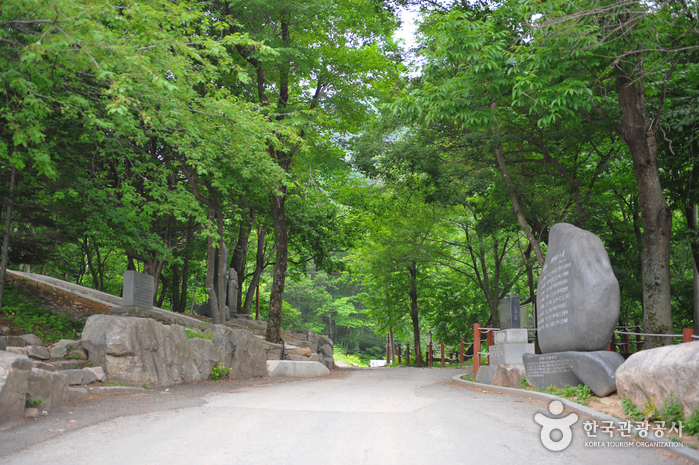 Taebaeksan National Park (태백산국립공원)