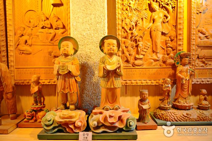 Музей буддийского искусства Мога (목아박물관)3