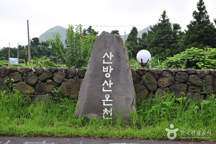 Sanbangsan Mountain Tansan Hot Springs (제주 산방산탄산온천)