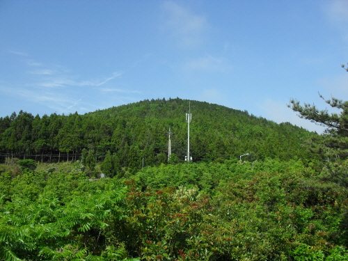 Gogeunsan Mountain (고근산)