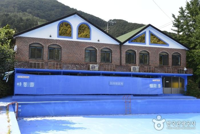 용인레저스포츠 야외수영장