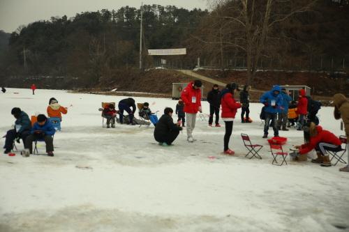양평 대자연 빙어송어축제 2018 사진8