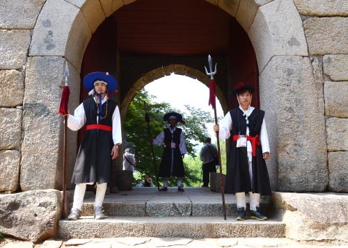 금정산성 역사문화축제 2017