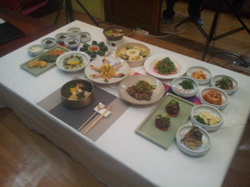 경북전통음식체험관 모심정