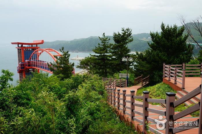 수로부인 헌화공원 (남화산 해맞이공원)