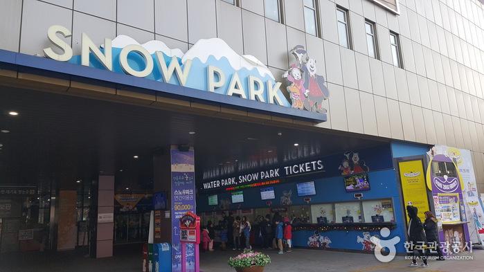 Onemount Snowpark - 원마운트 스노우파크