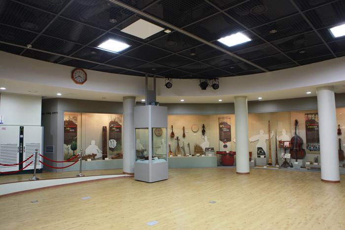 마리소리골악기박물관