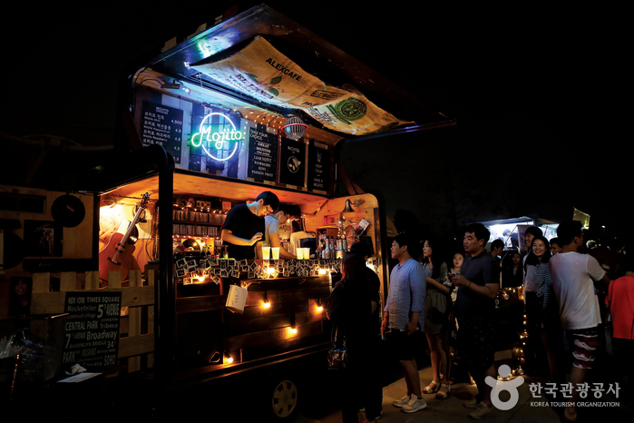 Seoul Bamdokkaebi Night Market (서울 밤도깨비 야시장)