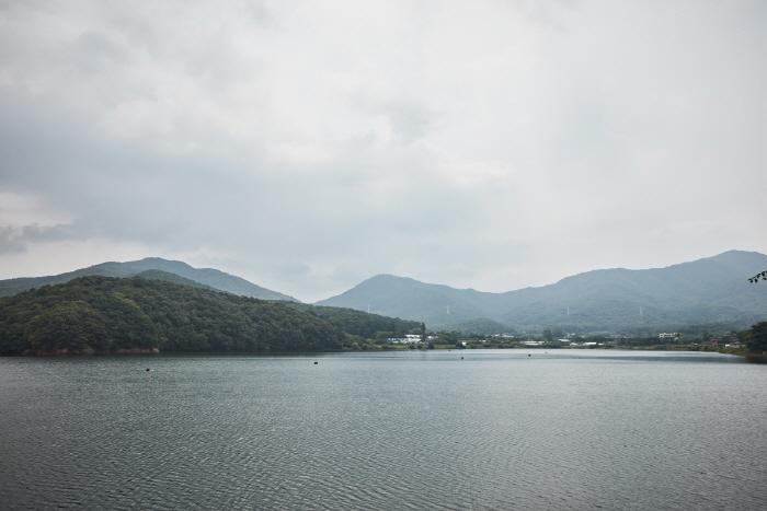 백운호수 생태탐방로
