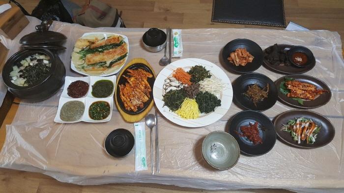 박현자네 더덕밥