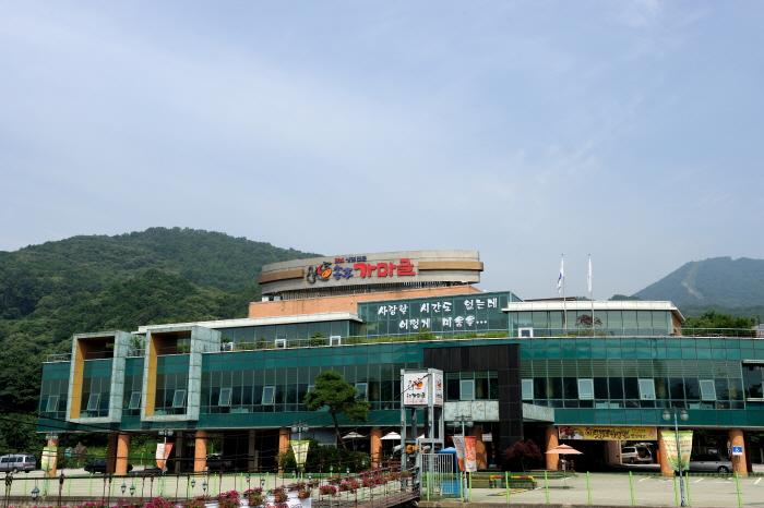 松湫カマゴル新館(송추가마골 신관)