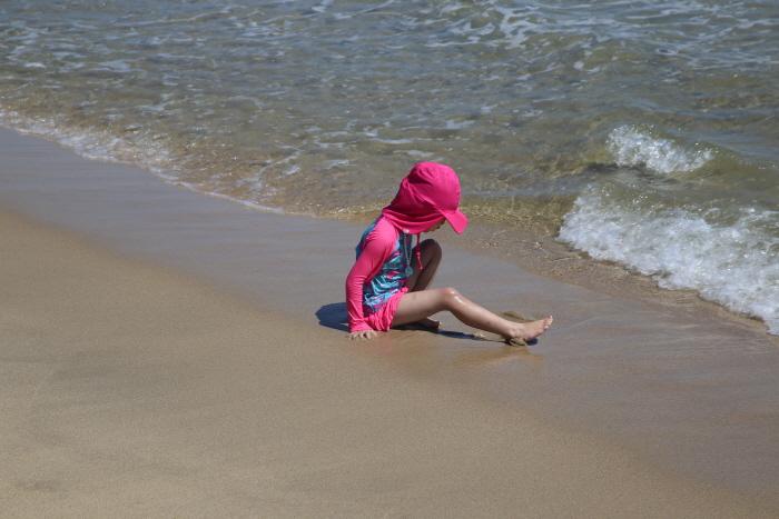 신나는 해양레포츠가 있는 영덕 고래불해수욕장 1