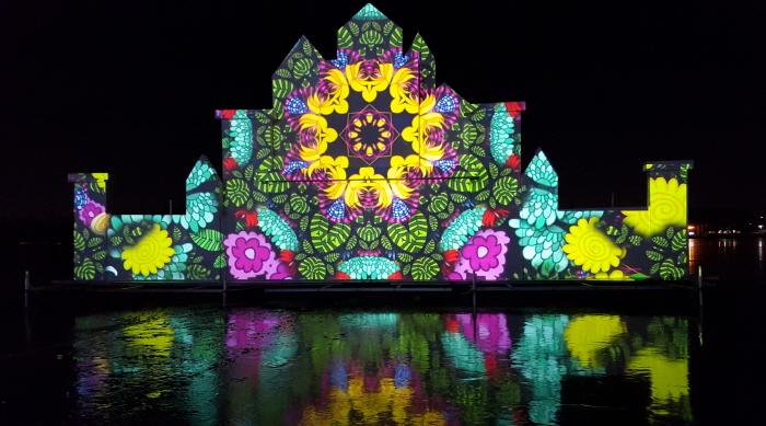 고양호수꽃빛축제 (Goyang Light Blooming Festival) 2017  사진2