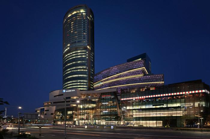 쉐라톤 서울 디큐브시티 호텔