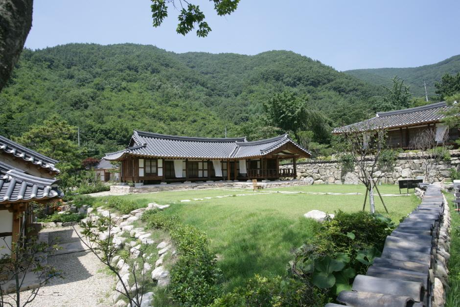 Aldea Tradicional Oseong (오성한옥마을)3