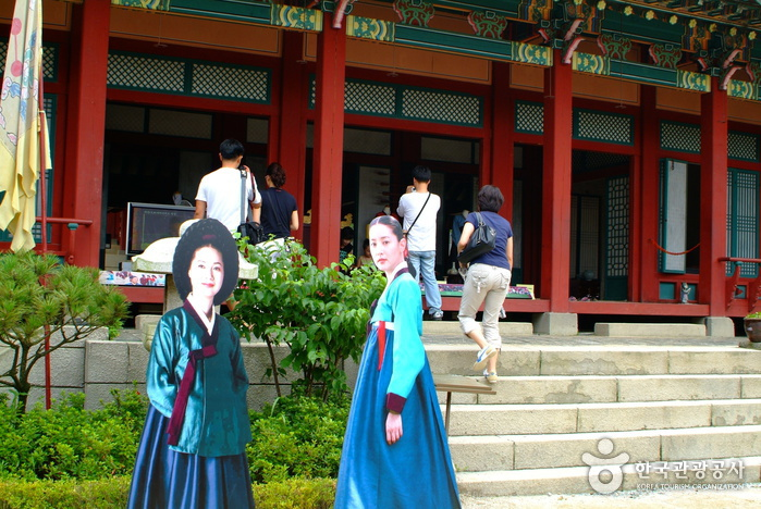 Closed: Daejanggeum (Jewel in the Palace) Theme Park