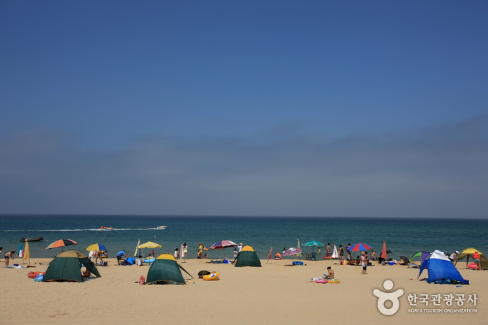 Mangsang Beach (망상해변)