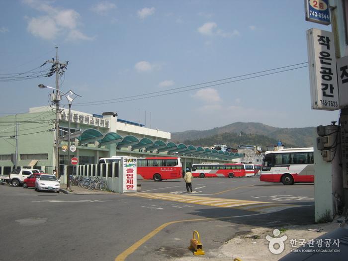 順天綜合巴士客運站(순천종합버스터미널)