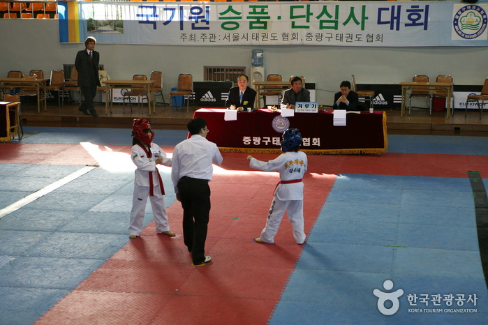 Kukkiwon (World Taekwondo Headquarters) (국기원(세계태권도본부))