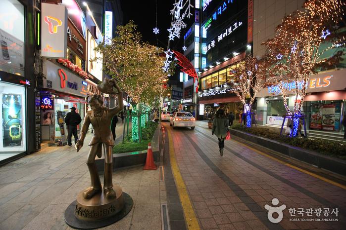 Trash: Busan Christmas Tree Festival (부산크리스마스트리문화축제)