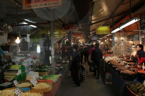 Marché de Gyeongdong, Séoul (서울 경동시장)