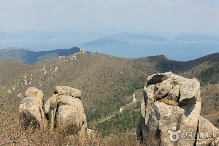 Geumsan Mountain (금산 (남해))