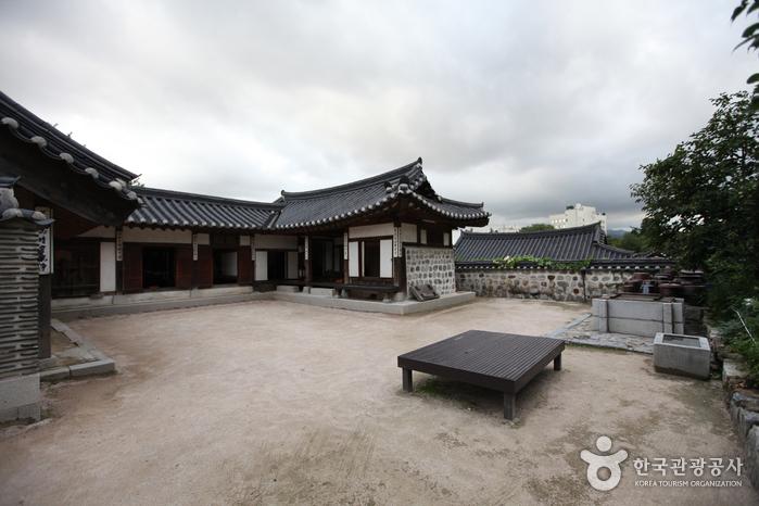 삼청동오위장김춘영가옥 사진3