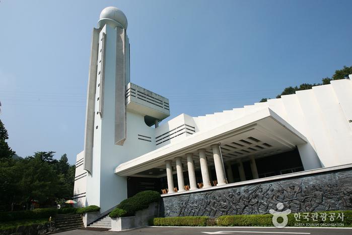 Мемориал победы на реке Нактонган (낙동강승전기념관)5